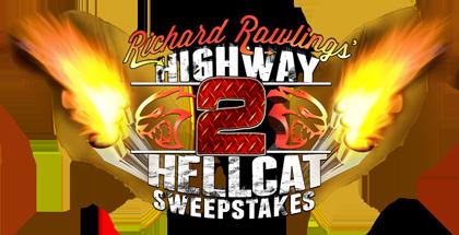 Richard Rawlings Highway 2 Hellcat Sweepstakes